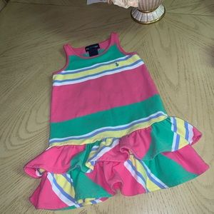 Ralph Lauren Girls Dress 2T